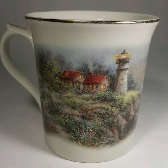 Lenox Footprints Collector Mug By Nicky Beohme